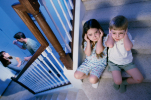 DIVORCE FINGER IN EARS