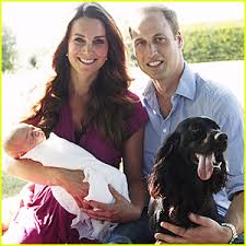 kate and will and george