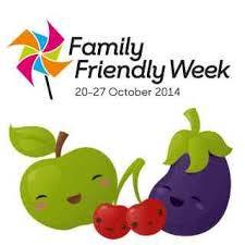 family friendly week