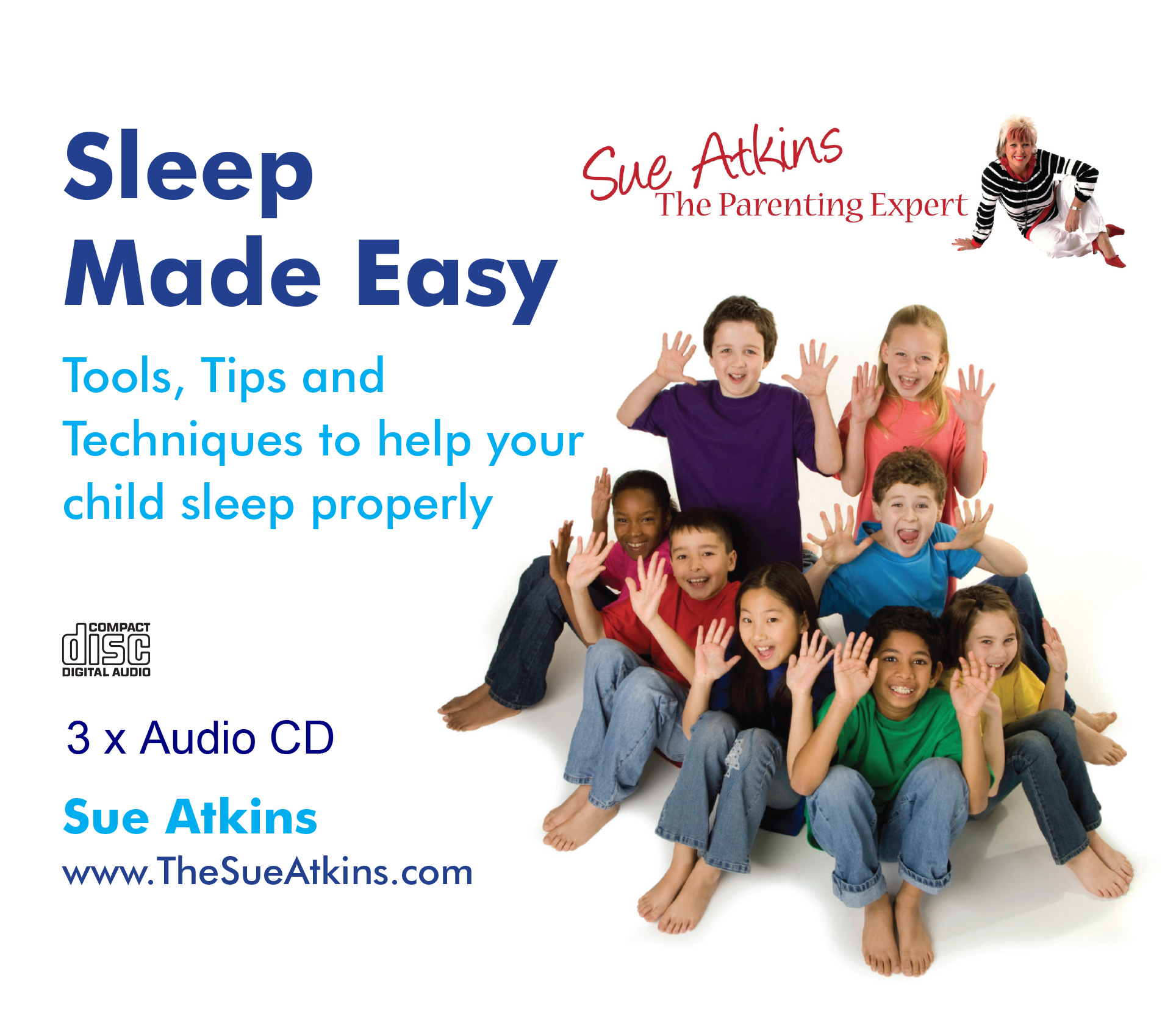 Image result for sleep made easy sue atkins
